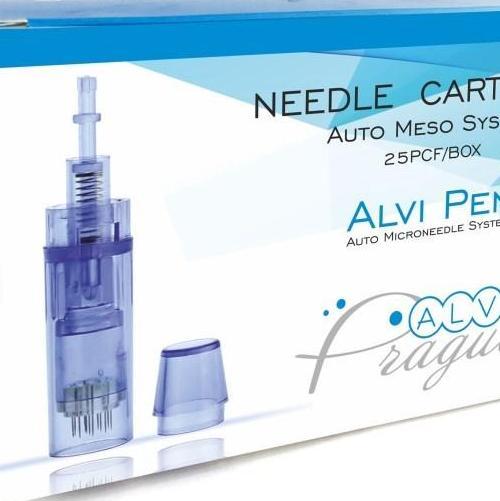 Картриджи для аппарата Alvi Pen: 10 штук (12, 36 игл)