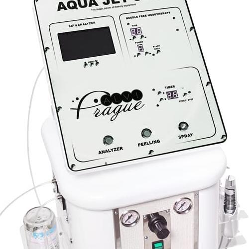 Аппарат газожидкостного пиллинга AQUA JET 5000